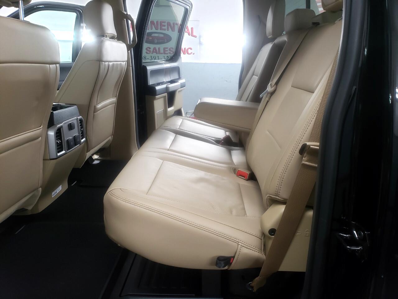 2019 Ford Super Duty F-250 SRW LARIAT 4WD Crew Cab 6.75' Box