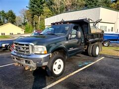 2003 Ford Super Duty F-550 DRW