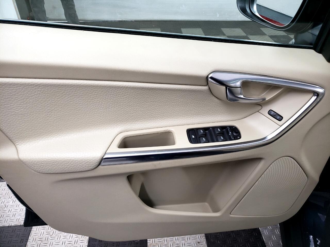 2013 Volvo XC60 AWD 4dr T6