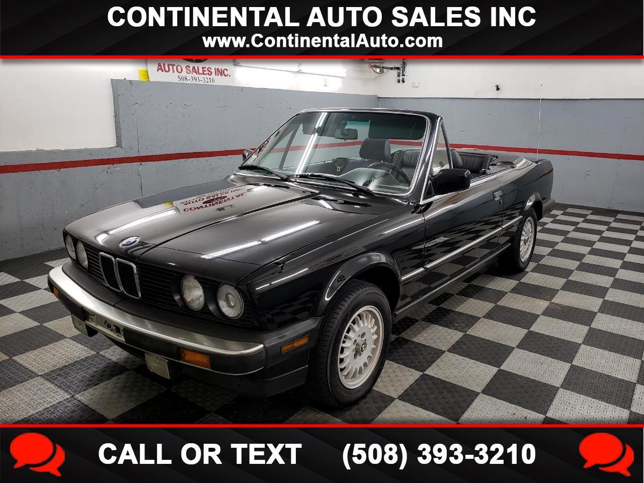 1988 BMW 325ci Base