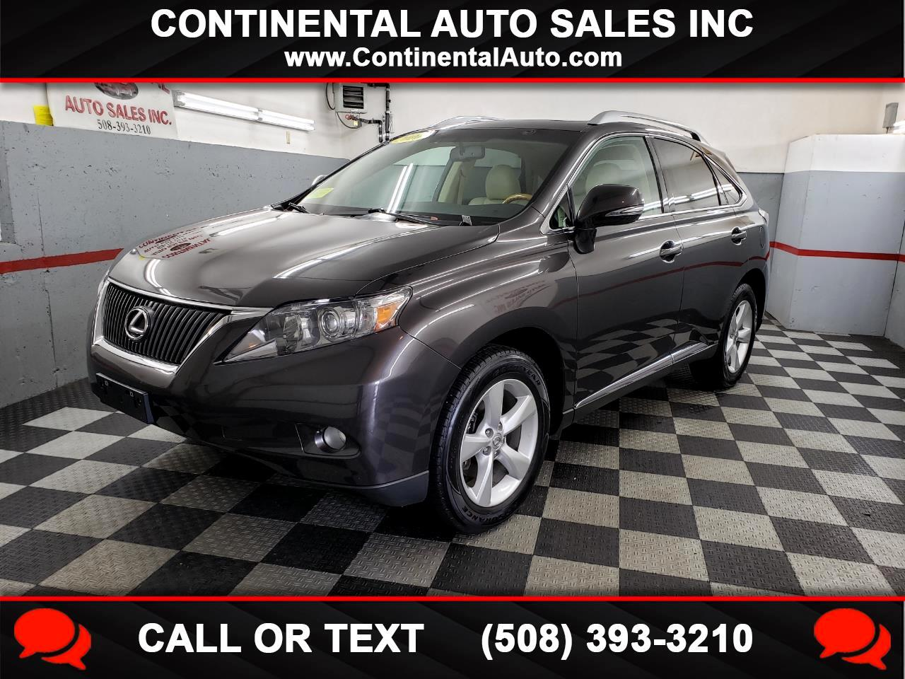 Used 2010 Lexus RX 350 for Sale in Northborough, MA 01532