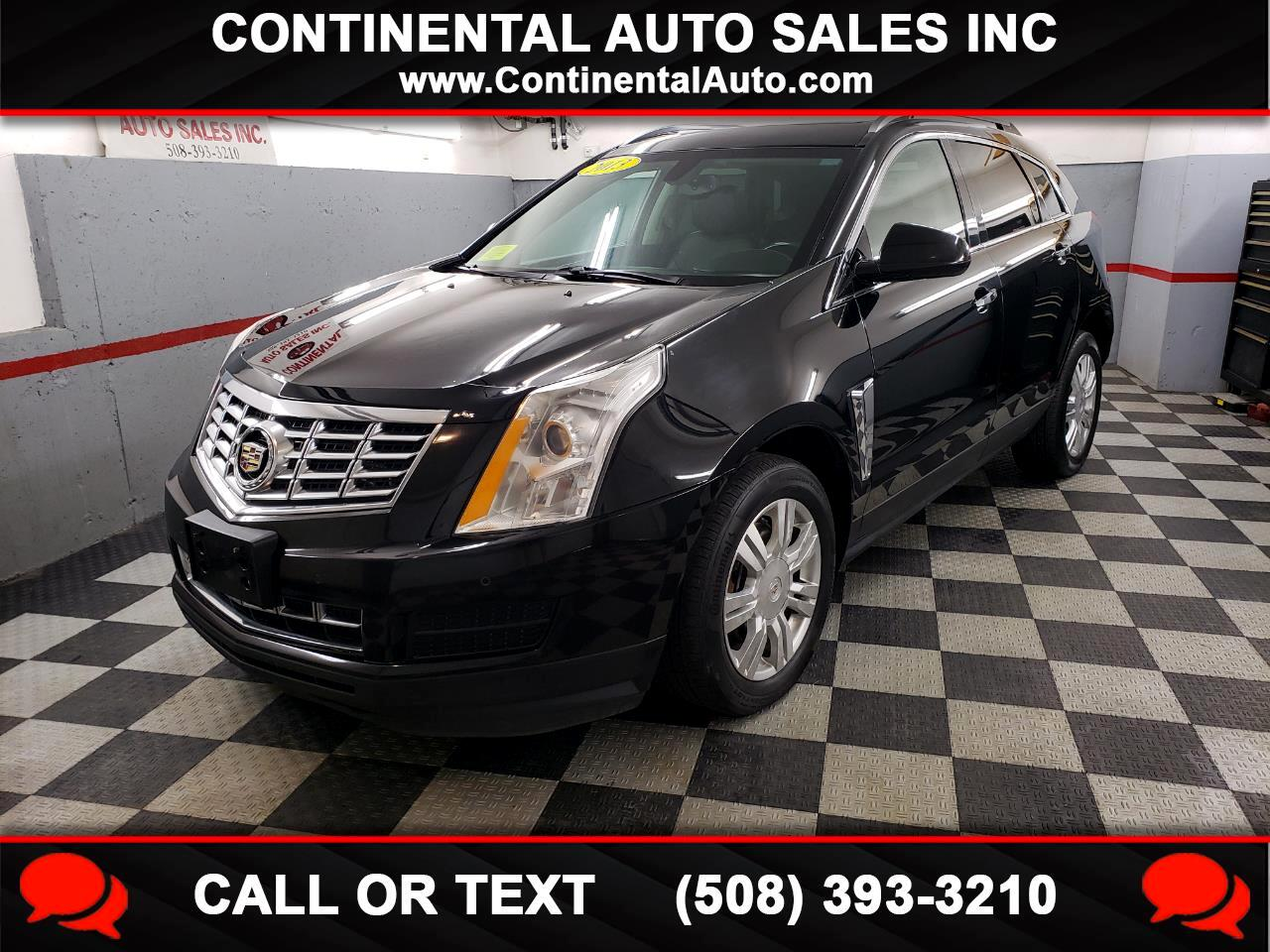 Cadillac SRX AWD 4dr Luxury Collection 2013