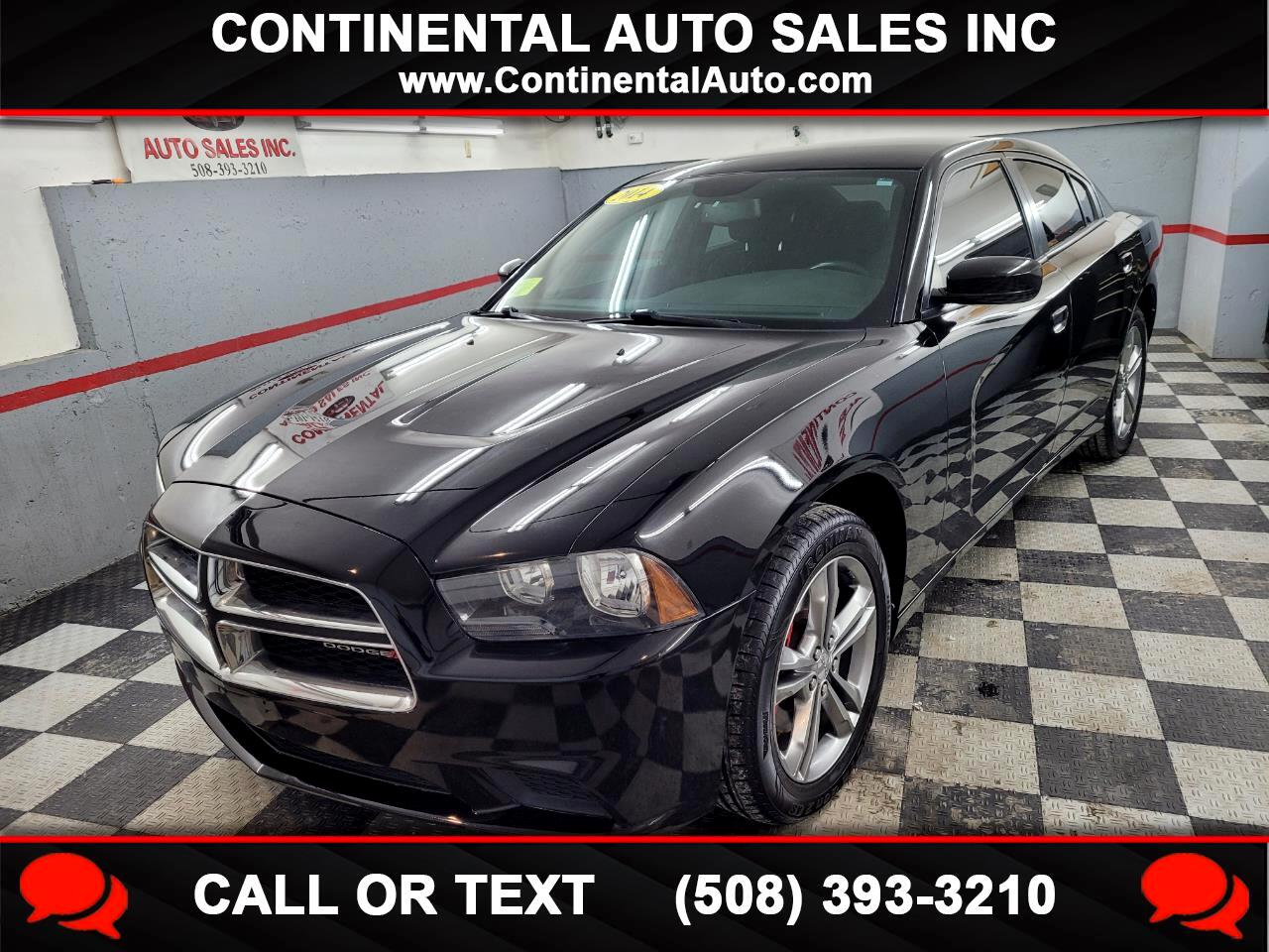 Dodge Charger 4dr Sdn SE AWD 2014