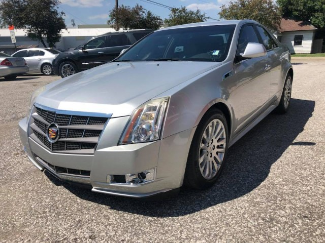 2011 Cadillac CTS 3.0L Performance AWD