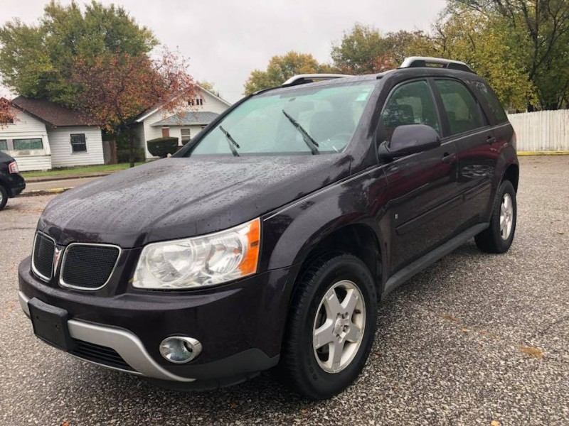2007 Pontiac Torrent FWD