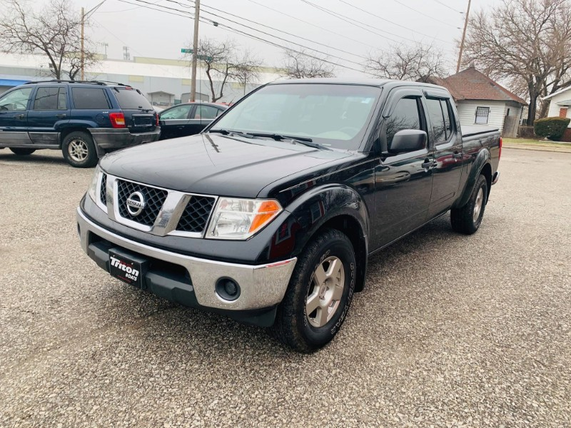 Nissan Frontier LE Crew Cab Long Bed 4WD 2007