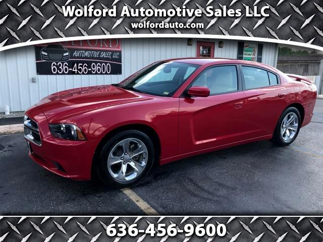 2013 Dodge Charger 3.5L RWD