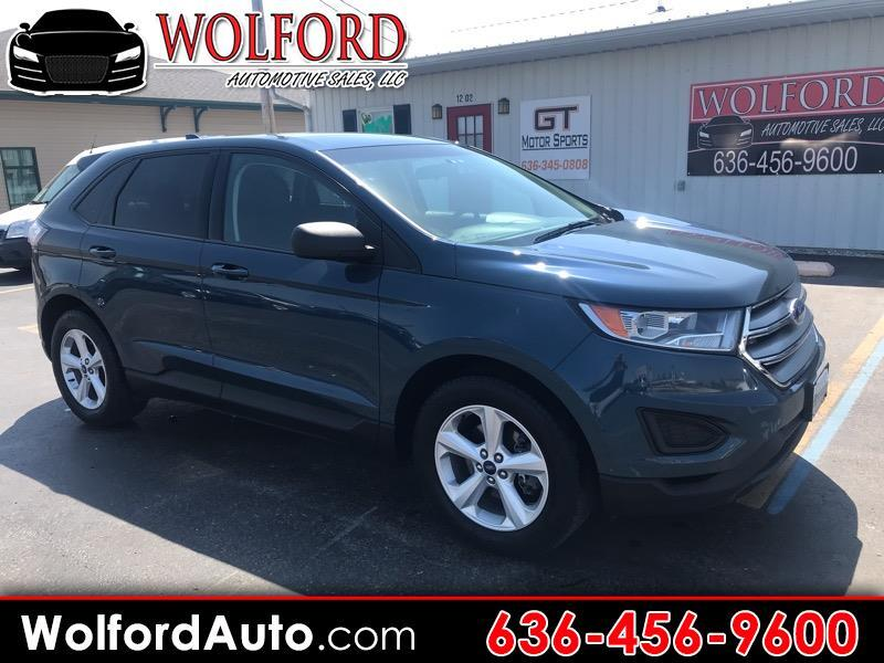 2016 Ford Edge 4dr SE FWD