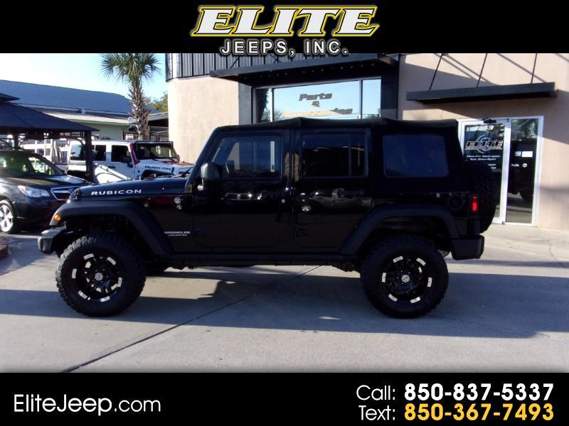 2013 Jeep Wrangler Unlimited Rubicon 4WD