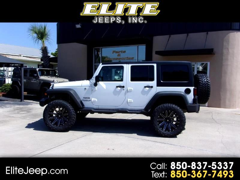 2017 Jeep Wrangler Unlimited 4WD 4dr Sport