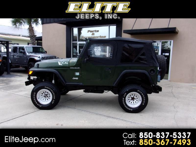 Jeep Wrangler SE 1997
