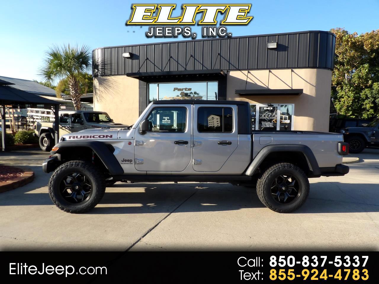 Jeep Gladiator Rubicon 4x4 2020
