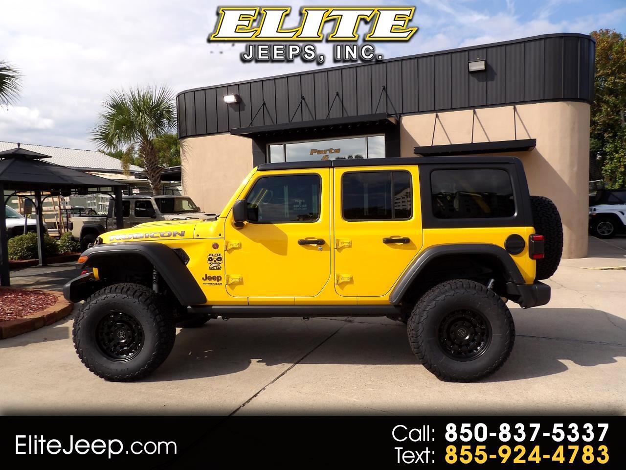 Jeep Wrangler Unlimited Rubicon 4x4 2021