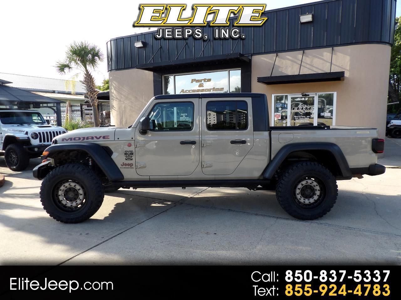 Jeep Gladiator Mojave 4x4 2020