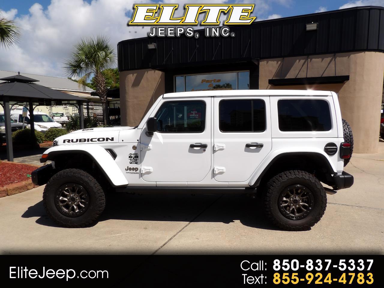 Jeep Wrangler Unlimited Rubicon 392 4x4 2021