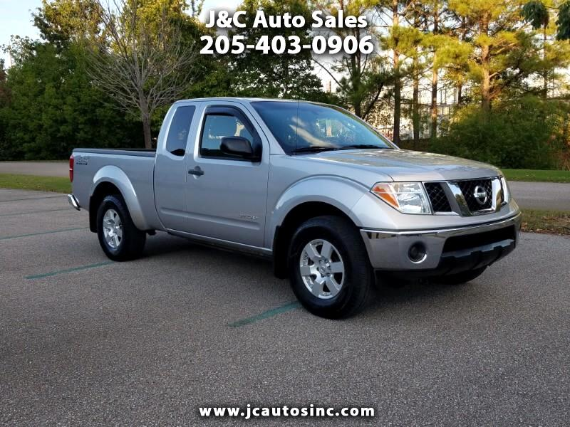 2006 Nissan Frontier 4WD King Cab Auto LE