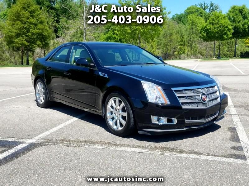 2008 Cadillac CTS Premium w/ Navi