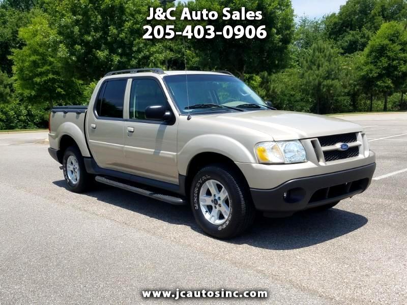 "2005 Ford Explorer Sport Trac 4dr 126"" WB XLT Premium"