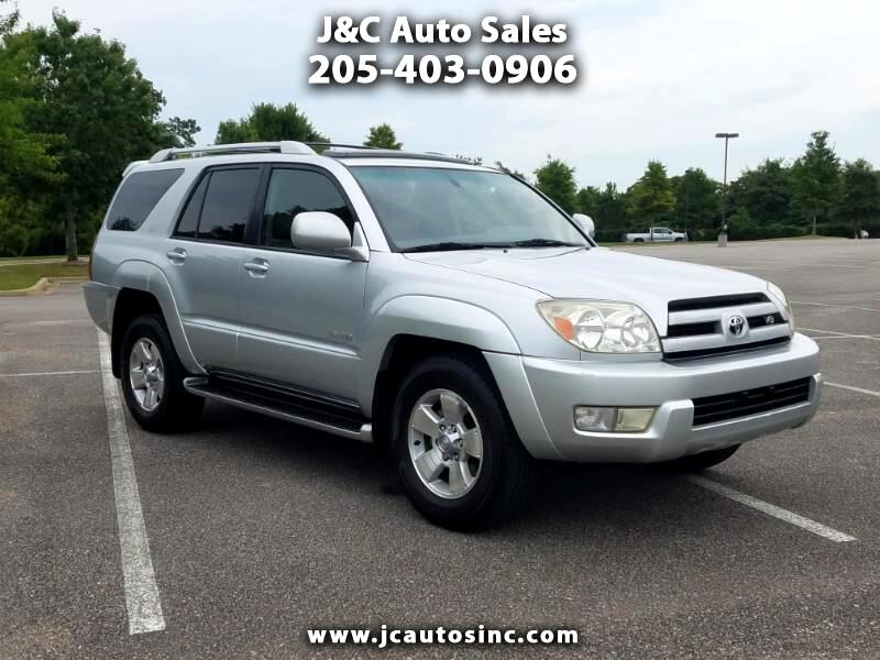 2003 Toyota 4Runner 4dr Limited V8 Auto (Natl)