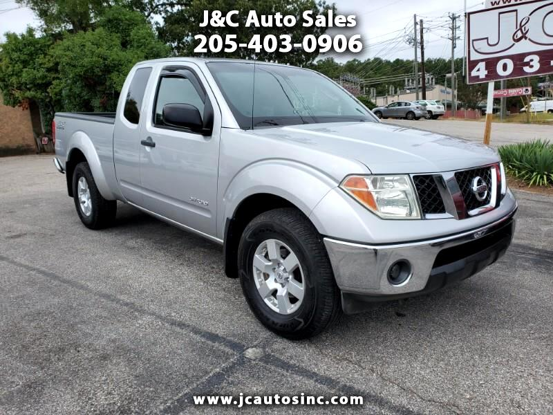 2006 Nissan Frontier SE King Cab V6 Auto 4WD