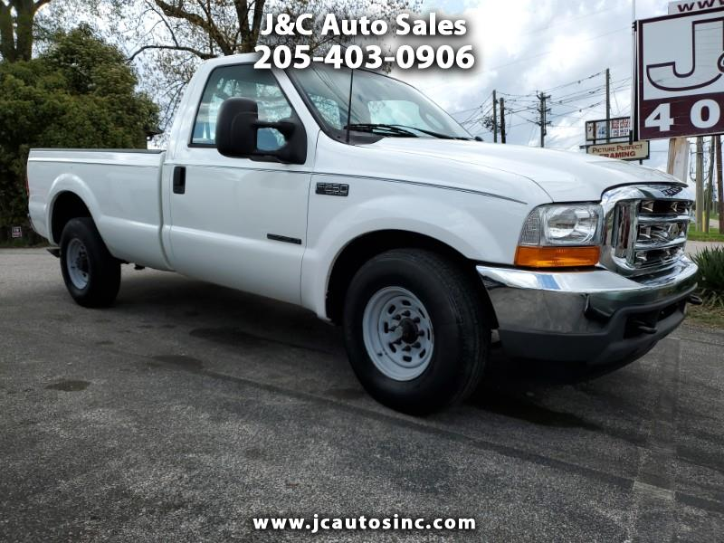 "Ford Super Duty F-250 Reg Cab 137"" XLT 2003"