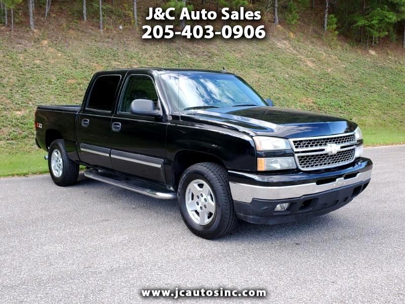 "Chevrolet Silverado 1500 Crew Cab 143.5"" WB 4WD LT3 2006"