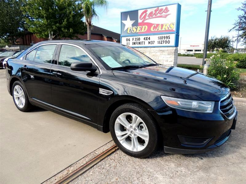 2015 Ford Taurus 4dr Sdn SE