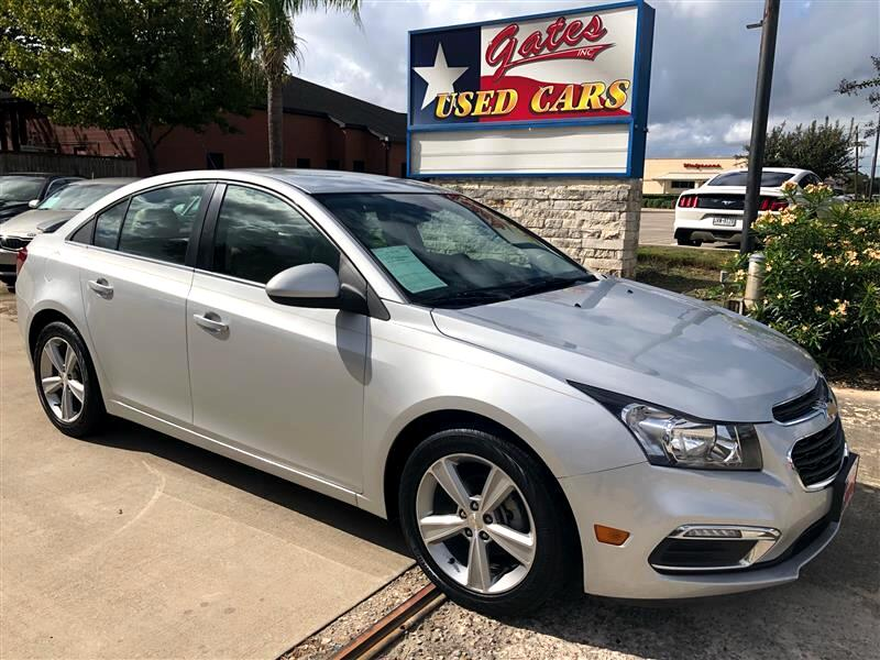 2016 Chevrolet Cruze Limited ECO Auto