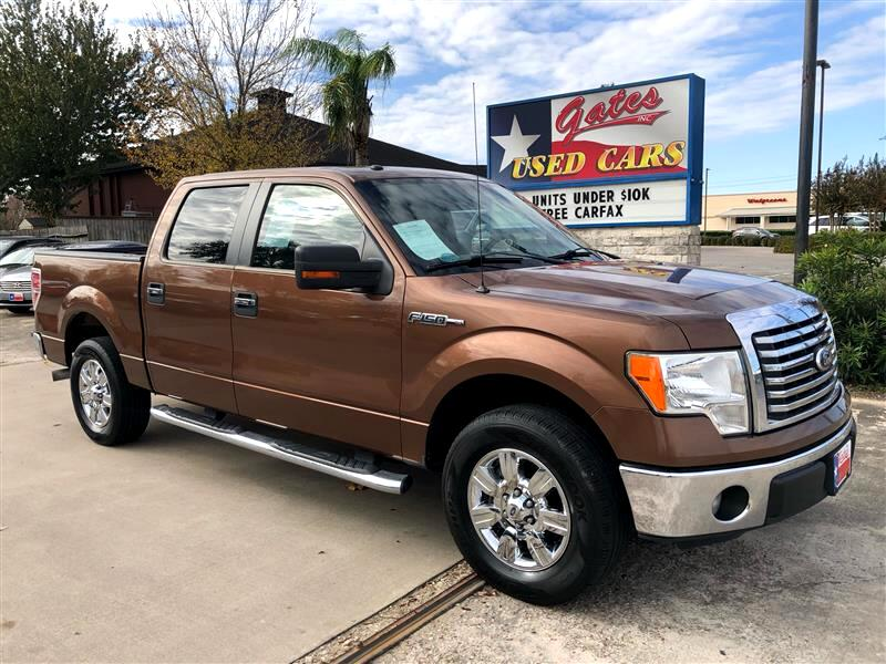 2011 Ford F-150 2WD SuperCrew 157