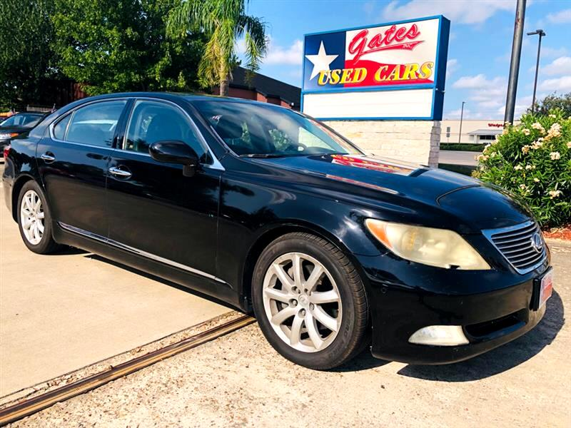 Lexus LS 460 L Luxury Sedan 2007
