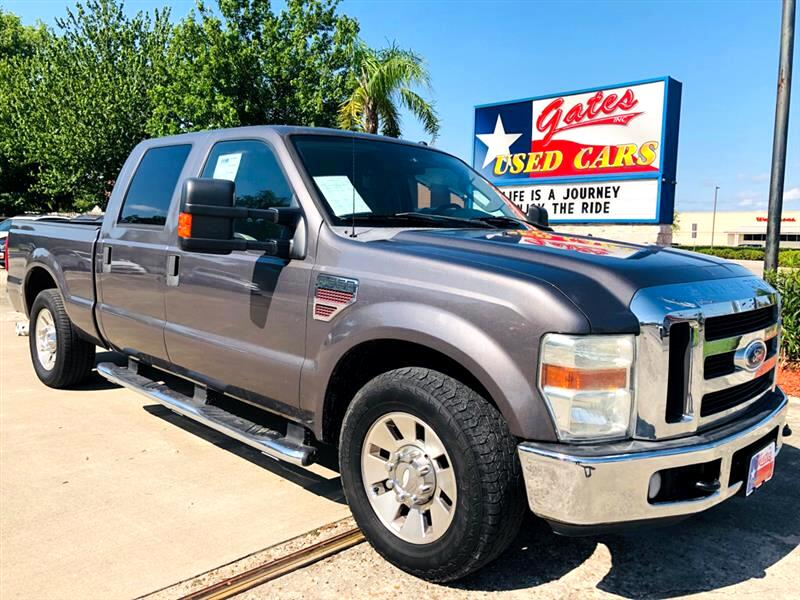 Ford F-250 SD XLT 2008