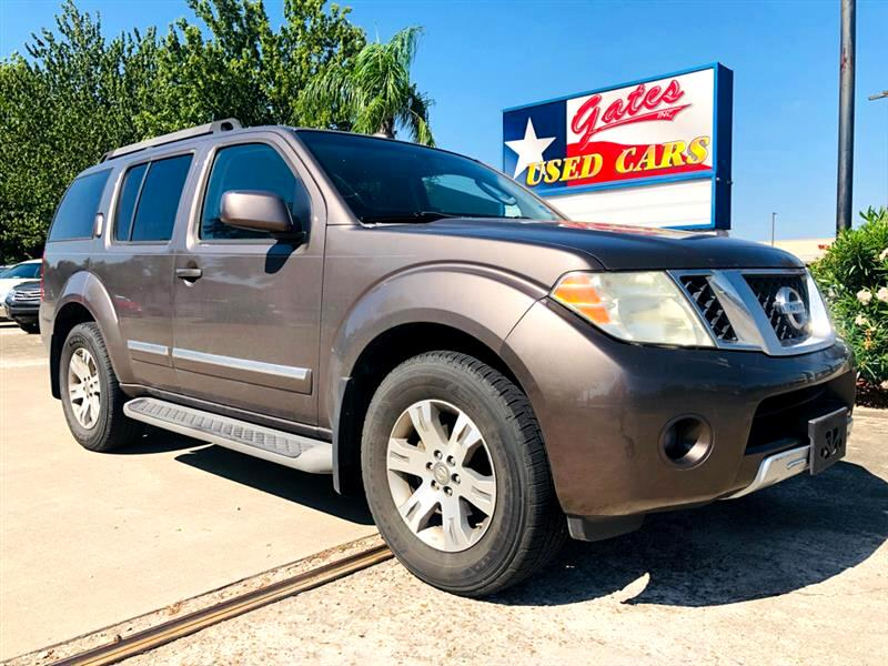 2008 Nissan Pathfinder For Sale >> Used 2008 Nissan Pathfinder In Pearland Tx Auto Com 5n1ar18ux8c627740
