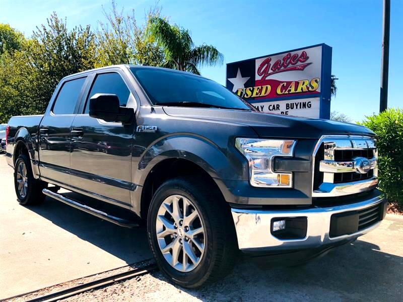 "Ford F-150 2WD SuperCrew 145"" XLT 2015"