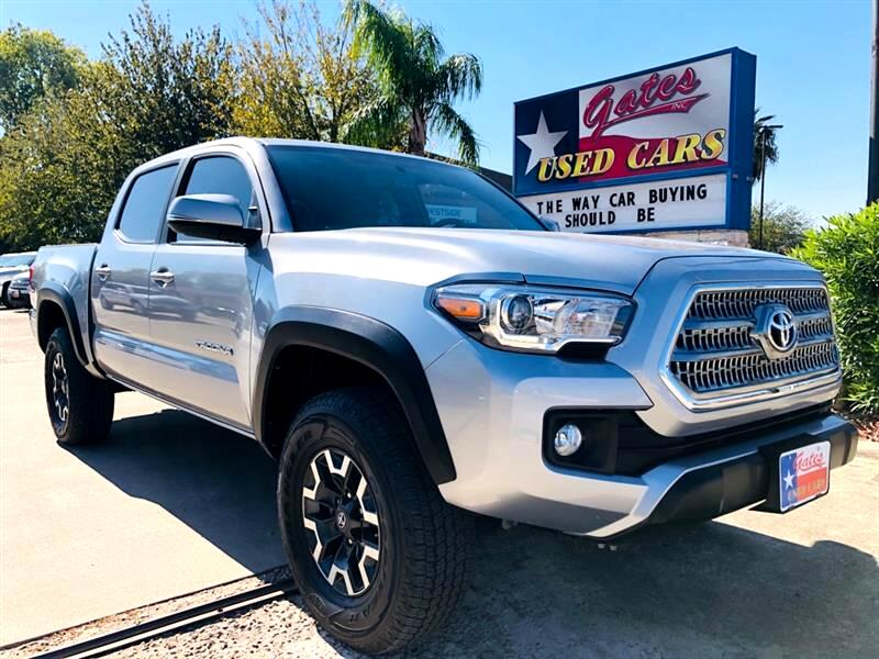 Toyota Tacoma SR5 Double Cab Long Bed V6 6AT 4WD 2017