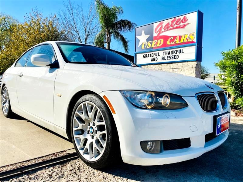BMW 3-Series 328i Coupe 2010