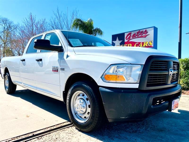 """Dodge Ram 2500 2WD Crew Cab 169"""" ST 2012"""