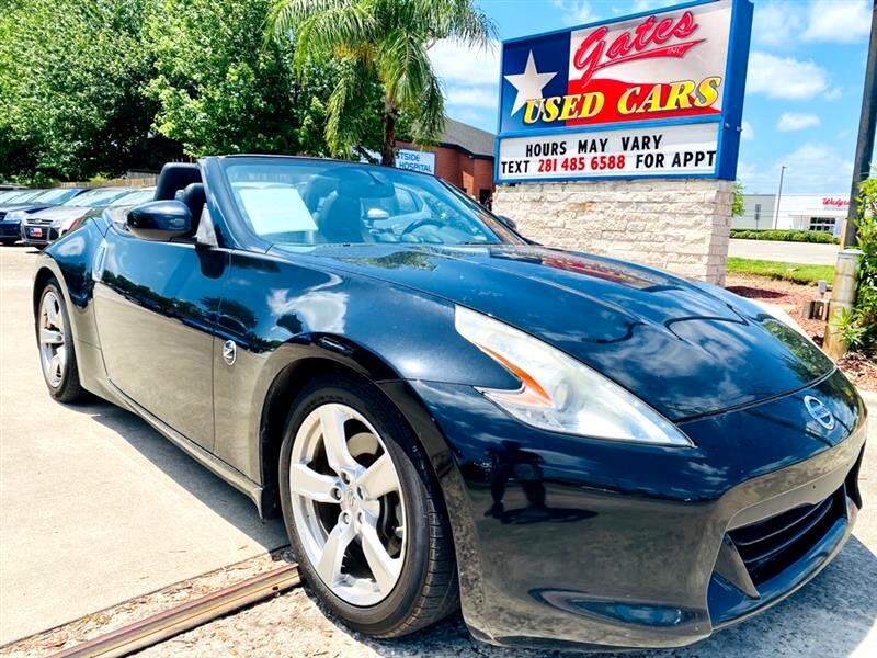Nissan 370Z Roadster Touring Auto 2012