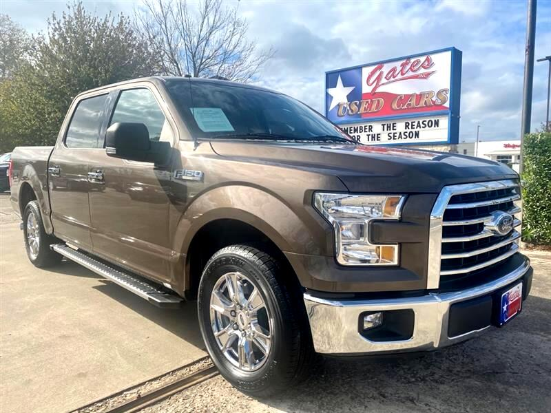 Ford F-150 XLT SuperCrew 2WD 2015