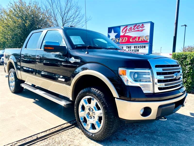 Ford F-150 King Ranch 2013