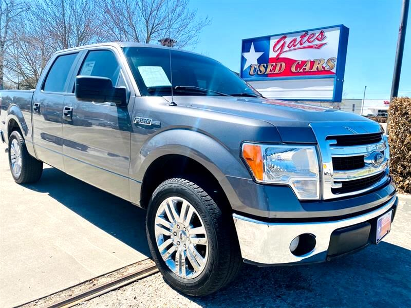 Ford F-150 XLT 2WD SuperCrew 5.5' Box 2014