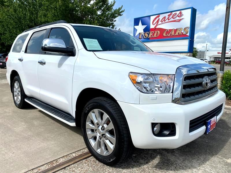 Toyota Sequoia Limited 2WD 2013