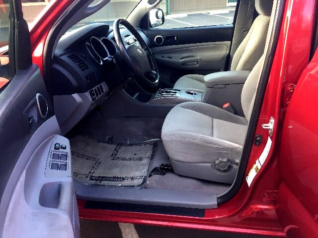 2008 Toyota Tacoma PreRunner Double Cab V6 Auto 2WD