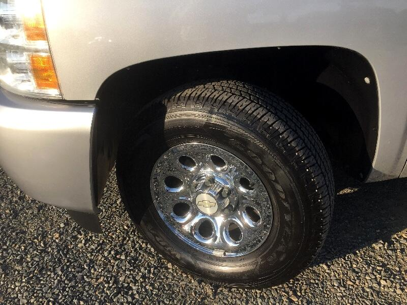 2011 Chevrolet Silverado 1500 LT Short Box 2WD