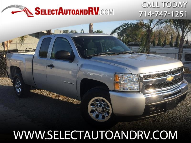 2011 Chevrolet Silverado 1500 LT Short Box 2WD