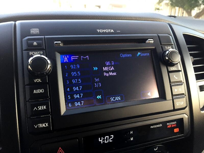 2013 Toyota Tacoma 2WD Reg Cab I4 MT (Natl)