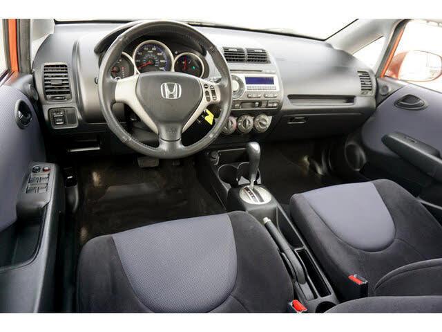 2007 Honda Fit Sport 5-Speed AT