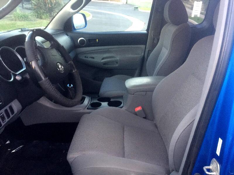 2005 Toyota Tacoma PreRunner Access Cab V6 Manual 2WD