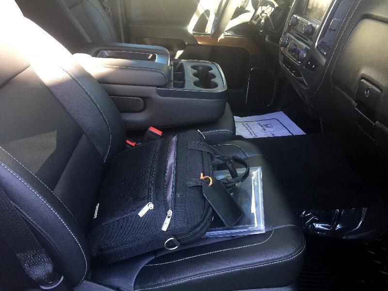 2018 Chevrolet Silverado 1500 LTZ Double Cab Short Box 2WD