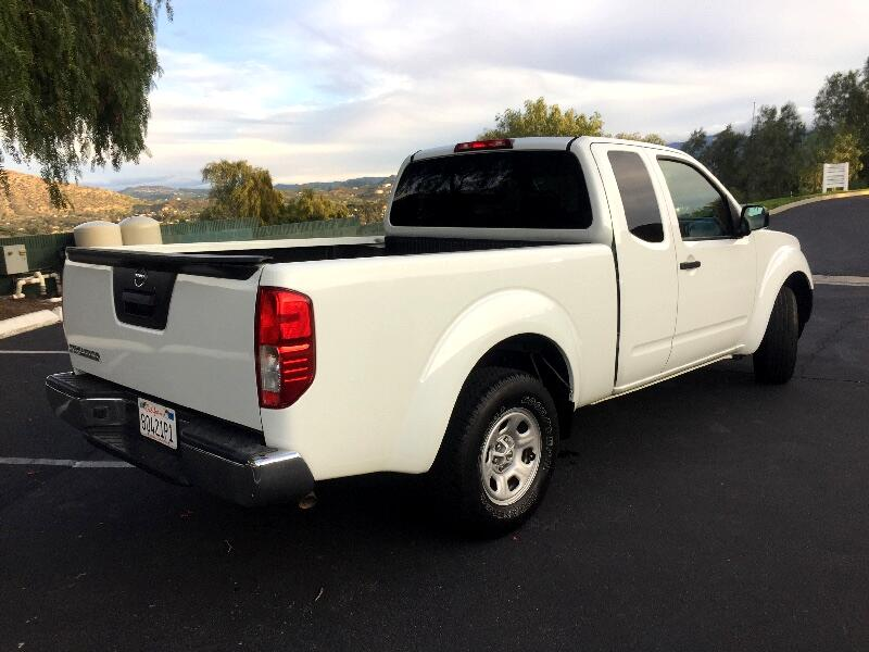 2014 Nissan Frontier S King Cab 5AT 2WD