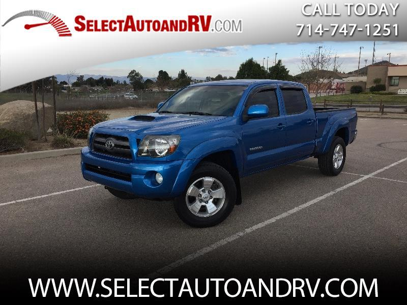Toyota Tacoma PreRunner Double Cab Long Bed V6 2WD 2010
